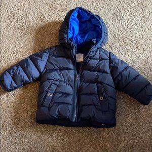 Zara baby boy jacket